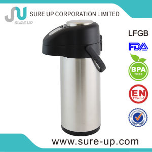 Fshion Design Hot Sale Ss Stainless Steel Vacuum Water Pot (ASUO) pictures & photos