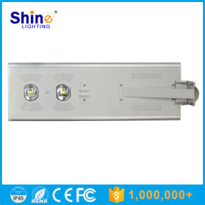 High Quality PIR Motion Sensor All in One Solar LED Street Light 60W pictures & photos