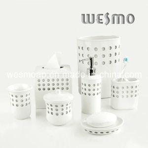 Double Layer Porcelain Bathroom Set (WBC0614A) pictures & photos