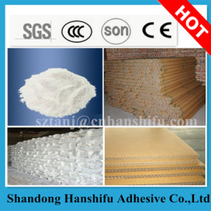 Modified Starch Glue for Corrugated Paper/Paper Tube Making pictures & photos