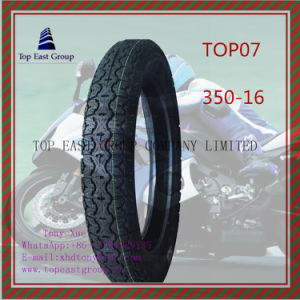 350-16, Long Life, Motorcycle Inner Tube, 6pr Nylon Motorcycle Tyre pictures & photos