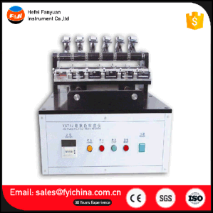 Laboratory Rubbing Color Fastness Tester pictures & photos