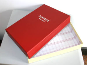 Base and Lid Paper Box pictures & photos