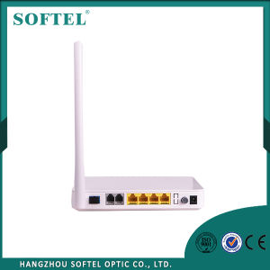 Communication Pon Eoc Gpon Hgu Ont with Four Ge pictures & photos