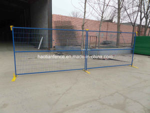High Quality Powder Coated Super Safe Temporary Fence Panel pictures & photos