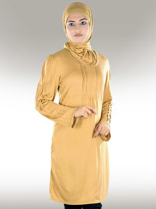 2014 New Fashion Elegant Style Islamic Tunic