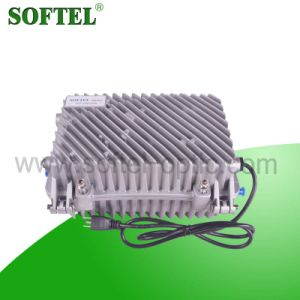 5-862MHz Gain Forward 30dB and Reverse 12dB AGC Amplifier for CATV Network pictures & photos