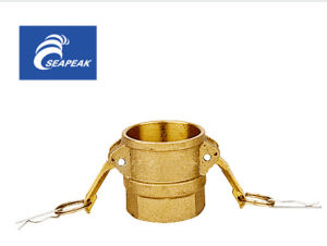 Brass Camlock Coupling Type D pictures & photos