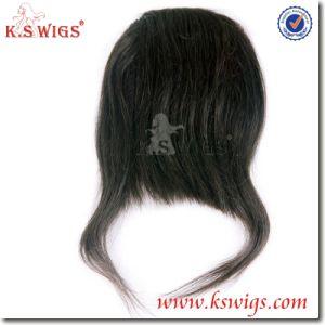 100% Virgin Brazilian Hair Fringe Human Hair Extension pictures & photos
