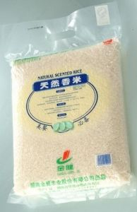 PA Clear Barrier Rice Bag pictures & photos