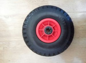 PU Tyre / Tyre for Barrow Wheel pictures & photos