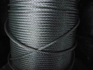 High Quality Black Steel Cable for Lifting pictures & photos