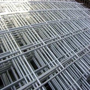 Reinforced Welded Wire Mesh Panel with SGS Marks
