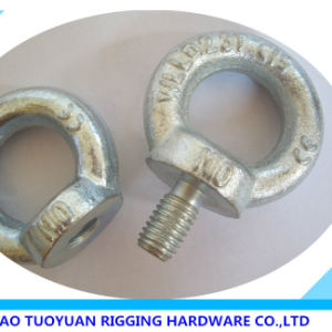 Drop Forged Lifting Eye Bolt (DIN 580) pictures & photos