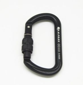 Quick Link Snap Threaded Hook Carabiner Connector Screw Lock Clip for Swing Play Set. pictures & photos