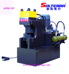 Hydraulic Marking Machine for Angle Bar and Steel Plate