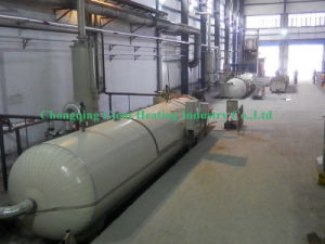 Medical Waste Autoclave of Stationary Type