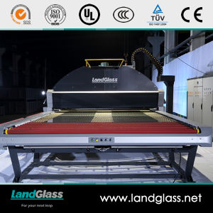 Landglass Horizontal Flat Glass Tempering Furnace pictures & photos