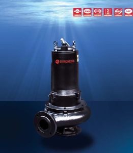 Wqz Series Wash Oneself Mix Type Submersible Sewage Pump pictures & photos