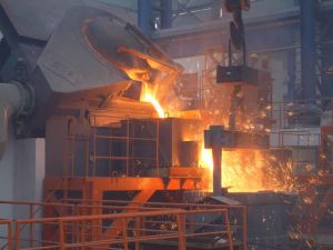 1t Induction Smelter pictures & photos
