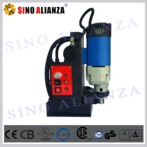 23mm Stepless Speed Mag Drill with Tapping Machine and Positive Inversion