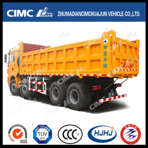 Hot Sale Shacman 8X4 Dump Truck with Lightweight Upper Part pictures & photos