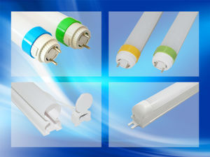 T8 LED Tube Housing Latest New Design Coponents