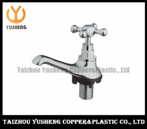 Chrome-Plating Brass Water Bibcock (YS4008)