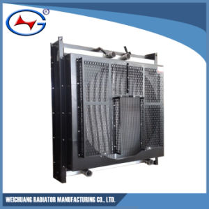 Tz12V138azld: Water Radiator for Shanghai Diesel Engine pictures & photos