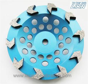 Arrow Segment Grinding Wheel Stone