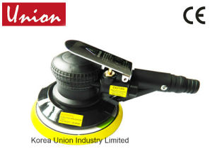 """Best Hand Sander Plastic Body 5"""" (6"""") Air Powered Orbital Sander with Vacuum Attachment pictures & photos"""