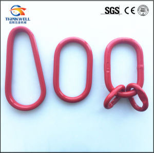 Pear Shape SLR-004 G80 Clevis Reeving Link pictures & photos