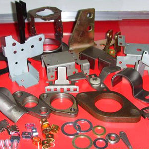 China OEM Precision Metal Stamping Parts pictures & photos