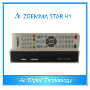 Digital Satellite Receiver China Zgemma Star H1 Best Selling Products 2014 pictures & photos
