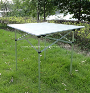 Aluminum Folding Table 70*70*70 (etc-130) pictures & photos