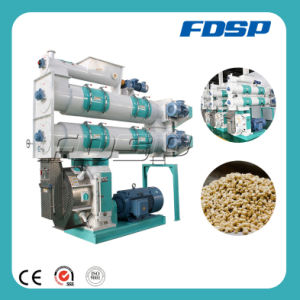 Poultry Feed Pellet Mill with Double Conditioner pictures & photos