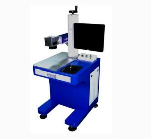 UV Purple CO2 Laser Marking&Engraving Machine for All The Materials pictures & photos