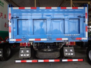 Dump Truck with 81kw Engine pictures & photos