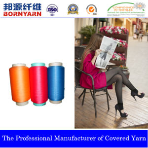 Nylon Covering Spandex Yarn by Qingdao Bornyarn pictures & photos