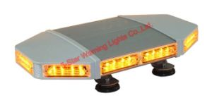 Black Case 10-30V LED Lightbar for Police Car pictures & photos