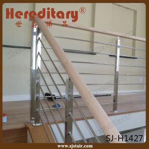 Elegant Design Stainless Steel Cable Railing for Staircase (SJ-S327) pictures & photos