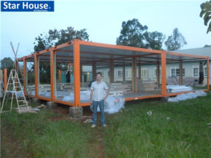 Cheap Prefab Steel Structure House pictures & photos