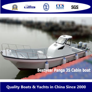 Panga 35 Cabin Boat pictures & photos