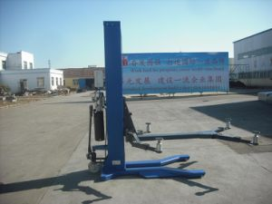 Hydraulic Portable Single Post Car Repair Lift CE ISO9001 (DSP607)
