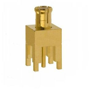MCX Plug Male PCB Mount Connector