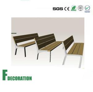 WPC Outdoor Waterproof Park Bench, Garden Bench, Garden Chair