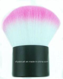 Kabuki Brush with Shimmer Head Ly-K023