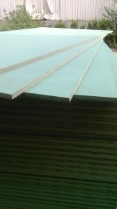 6mm Moisture-Proof MDF Board and MDF Sheet /Raw MDF Board pictures & photos