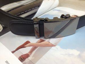 Leather Ratchet Belts for Men (HC-141202) pictures & photos