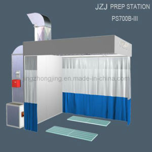 Jzj Prep Station Spray Booth (Model: PS700B-III) pictures & photos